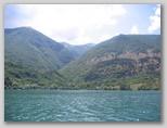 Da Anversa degli Abruzzi, passando per le gole del Sagittario, arrivando al Lago di Scanno